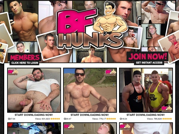 BF Hunks Discount Page