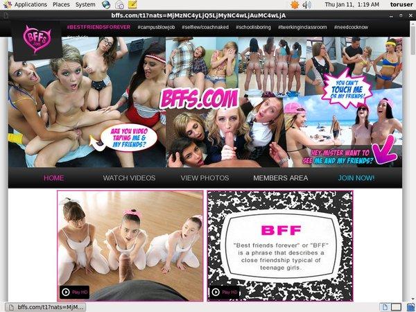 BFFS Subscription Deal