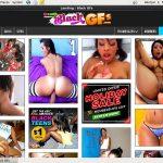 Black GFs Porn Site