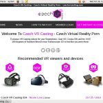 Casting VR Czech
