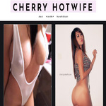 Cherry Hot Wife Debit Card
