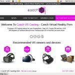 Czech VR Casting Rocketpay