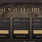 Discount Codes Sensual Girl