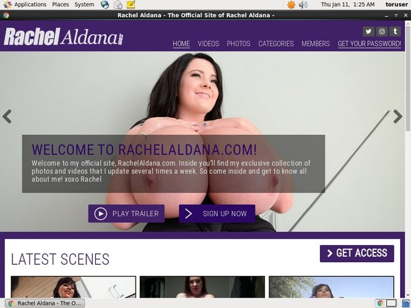 Discount Offer Rachel Aldana