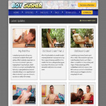 Discount On Boy Gusher