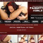 Free Facesittinggirls.com Trial Account