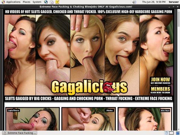 Free Gagalicious.com Movies