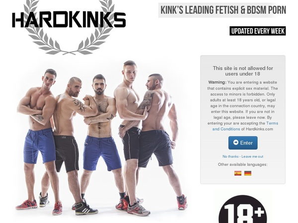 Free Hardkinks Movies