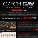 Free Trial Czech GAV