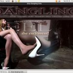Free Trial Shoedanglinggirls.com Login