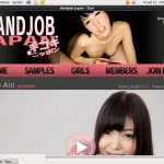 Handjob Japan Free Trial Account