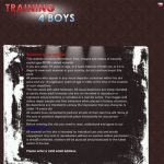 How To Get Free Training4boys.com Account