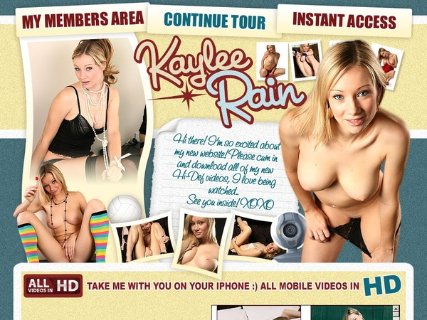 Kaylee Rain Account Forum