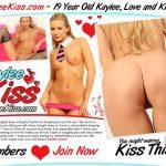 Kiss Kaylee Paypal
