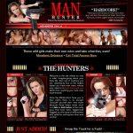 Man Hunter Login Codes
