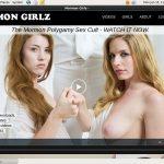 Mormon Girls Free Memberships