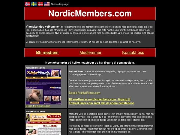 Nordic Members Site Rip Link