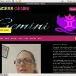 Princess Gemini Pic