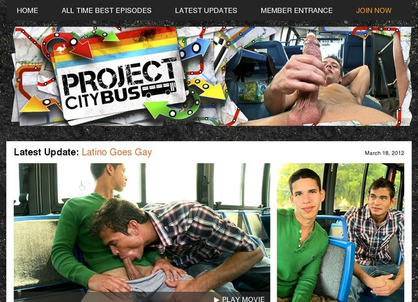 Projectcitybus.com New Discount