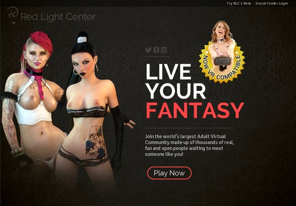 Red Light Center Free Online