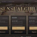 Sensual Girl Webbilling