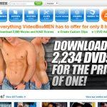Video Box Men Canadian Dollars
