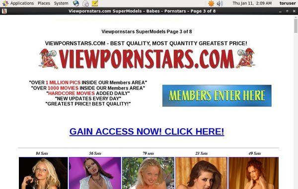 Viewpornstars.com Paypal Register