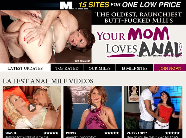 Your Mom Loves Anal Discount Pass