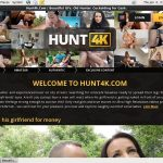 Hunt 4k Free Account