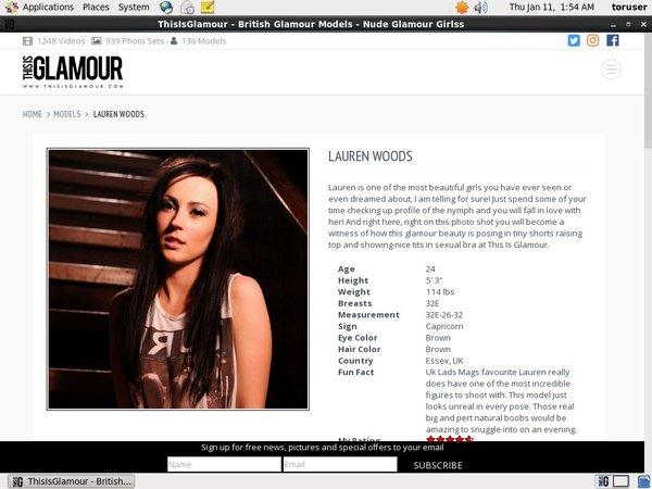Laurenwood Promos