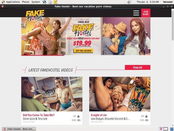 Fakehostel.com Coupon Code