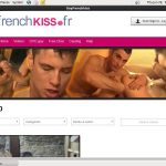 Gay French Kiss Site