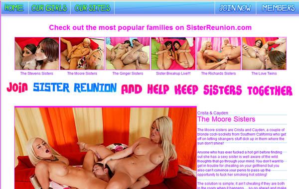 Sisterreunion With Webbilling.com