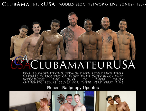 Discount For Club Amateur USA