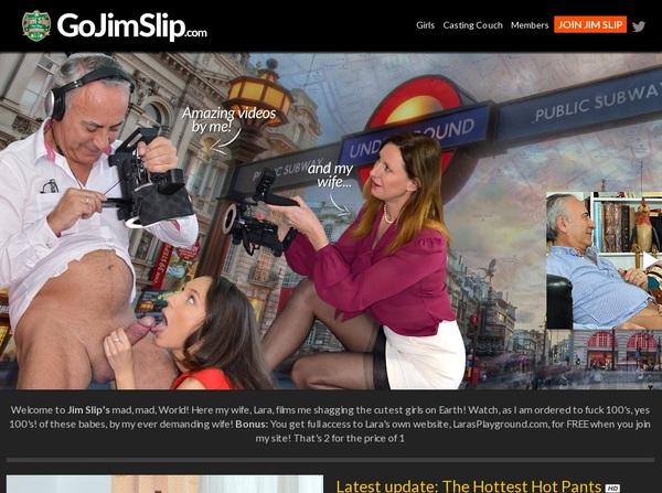 Go Jim Slip Free Acc
