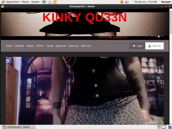 KinkyQu33n Coupon Link