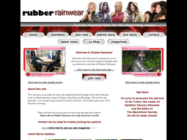 Download Rubberrainwear
