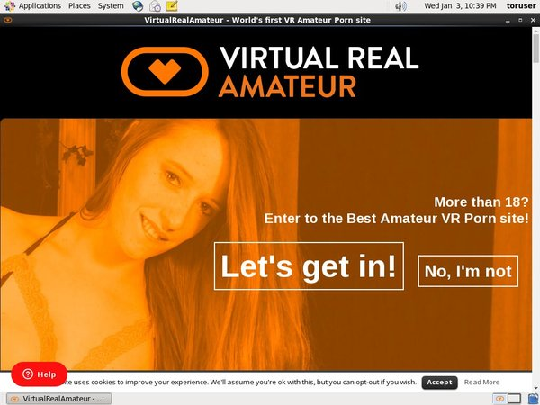 Free Accounts For Virtualrealamateurporn.com