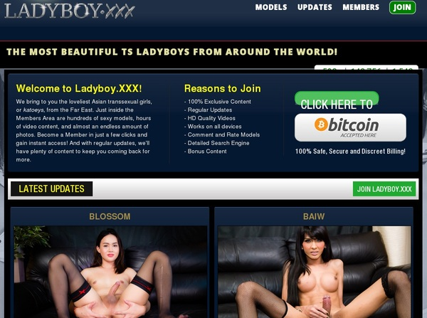 How To Get Ladyboyxxx Account