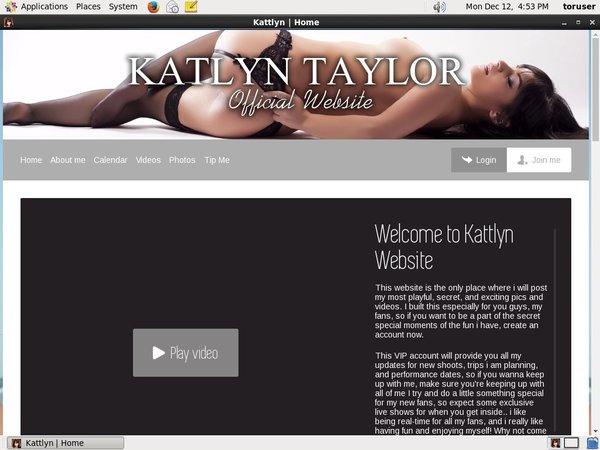 KatlynTaylor Vendo Discount