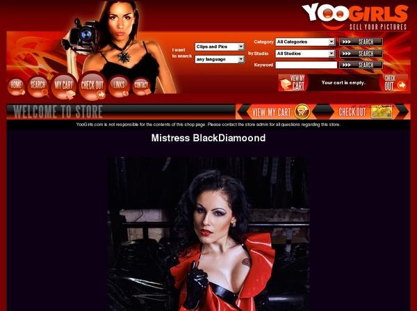 Mistress Blackdiamoon Free Trial Offer