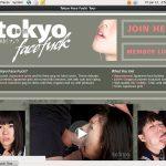 Tokyo Face Fuck Cash