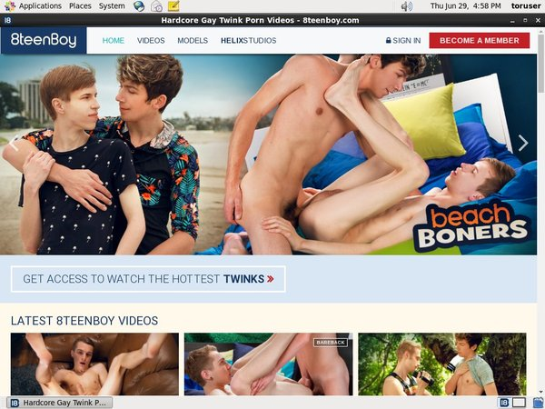 8teenboy Porn Review