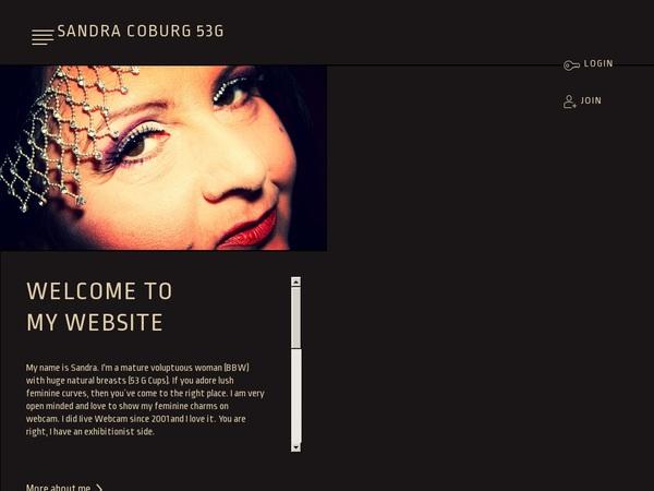 Sandra Coburg 53G Day Trial