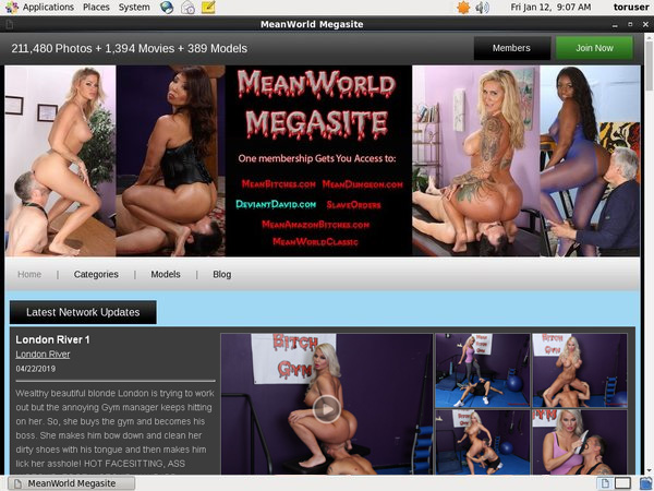 Mean World Join Now