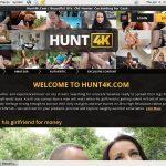 Free Hunt 4k Accounts