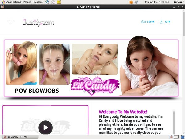 Lilcandy.com Discount Trials