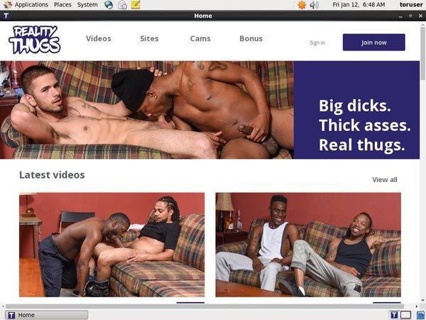Realitythugs.com Discount 50%