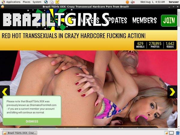 Brazil TGirls XXX