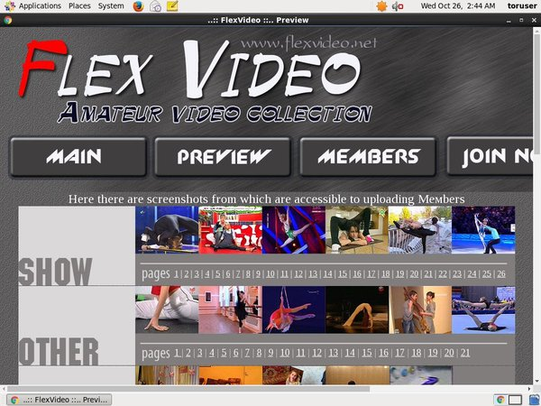 Flexvideo Free Trial 2018